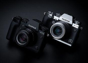 Systemkamera Fujifilm X-T3 mit APS-C Sensor