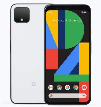 Google Pixel 4 XL Display