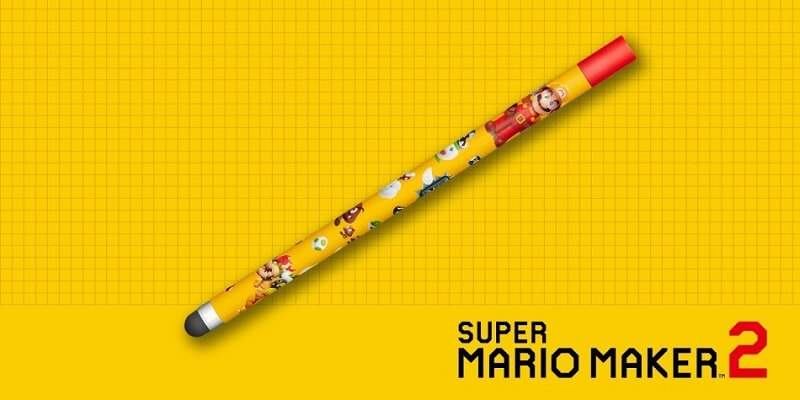 Super Mario Maker 2 Stylus Pen
