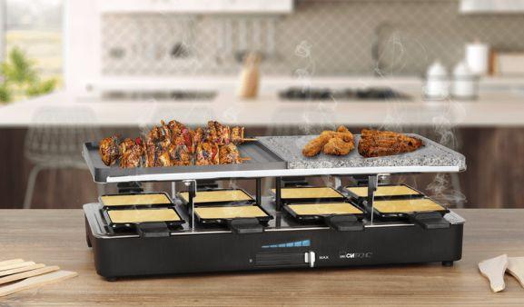 Raclette Kombigerät