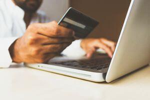 Kreditkarte online