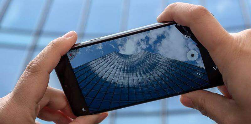 LG Smartphones LG G7 ThinQ Kamera