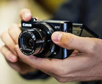 Canon Kamera PowerShot G7 X Mark II
