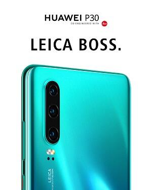 Huawei Smartphones Huawei P30 Kamera