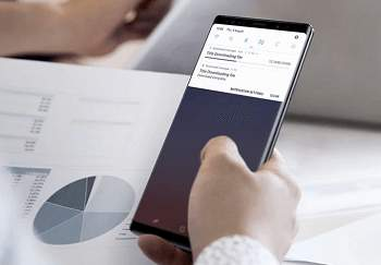 Samsung Galaxy Note 9 Vergleich
