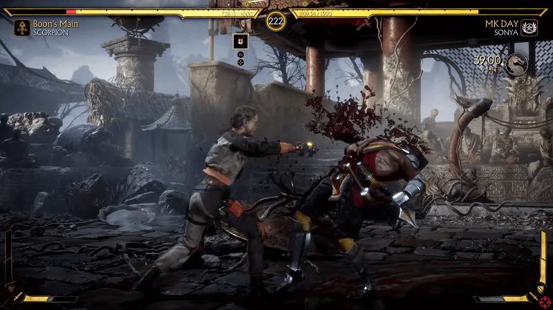 Mortal Kombat 11 PC Gameplay
