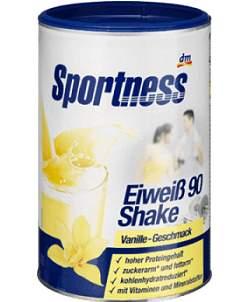 Sportlernahrung Eiweiß-Shake dm