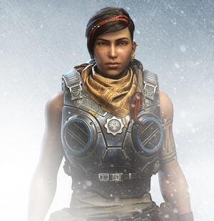 Gears 5 Kait Diaz