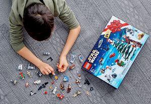 LEGO Adventskalender Star Wars