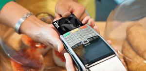 Barclaycard kontaktloses Bezahlen