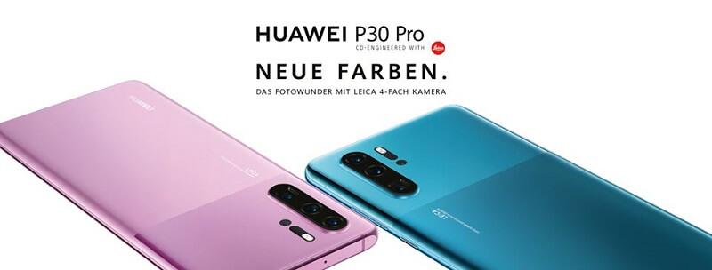 Huawei Smartphones P30 Pro
