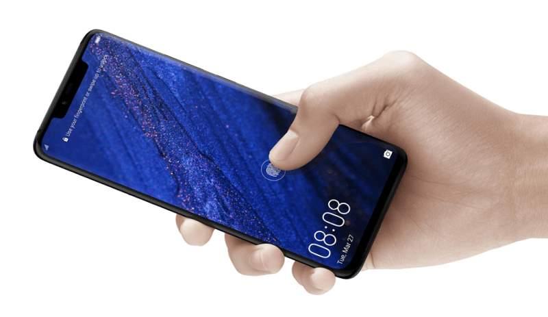 Smartphones Huawei Mate 20 Pro
