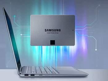 Samsung SSD 860 QVO 4TB