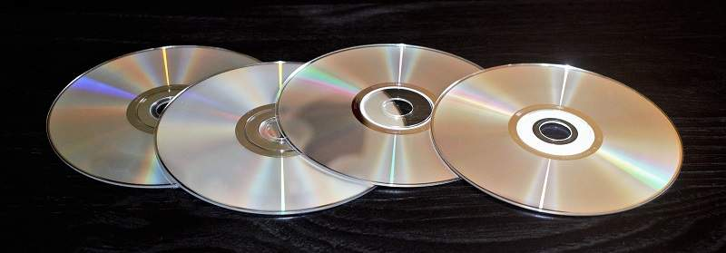 Speichermedien CD