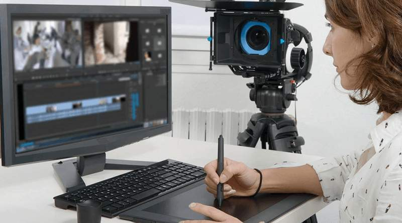 AMD Radeon fuer Videobearbeitung