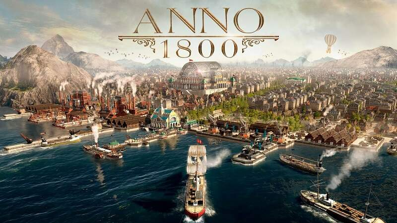 Anno 1800 Stadt