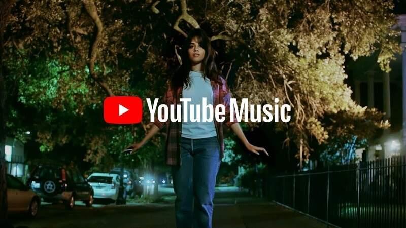 Musik-Streaming YouTube Music