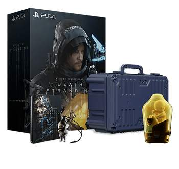 Death Stranding PS4 Collectors Edition