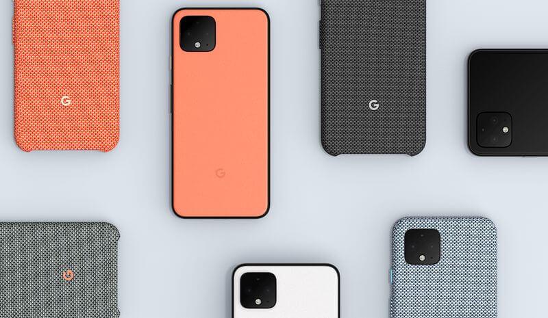 Google Pixel 4 XL und Pixel 4