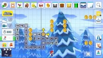 Super Mario Maker 2 Editor