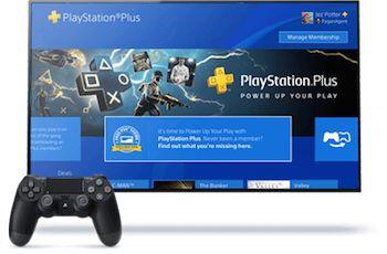 playstation plus hub