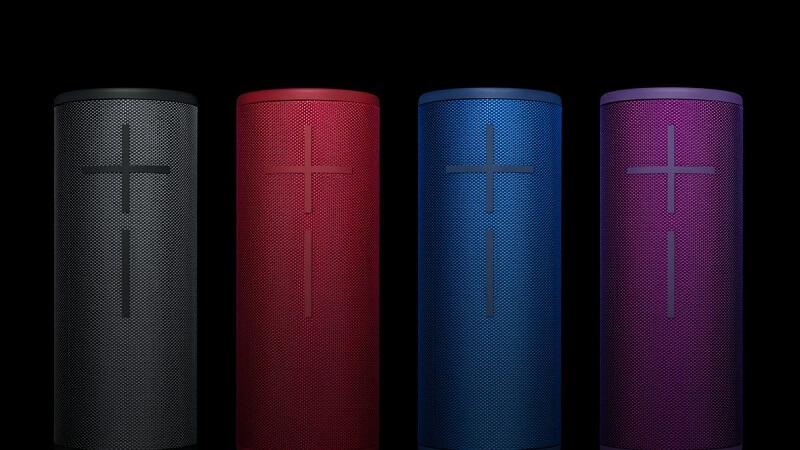 UE BOOM 3 Farben