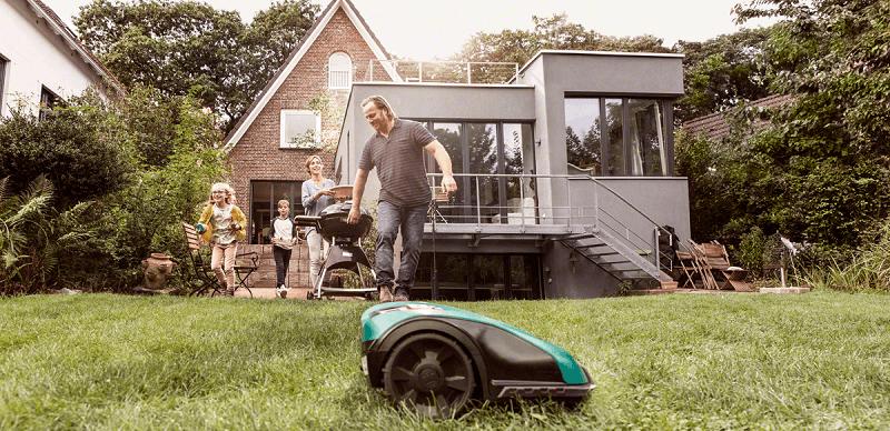 Maehroboter Bosch Indego