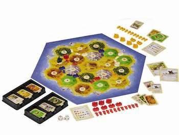 Gesellschaftsspiele Siedler von Catan