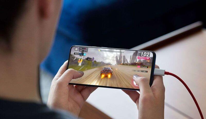 OnePlus Smartphones Gaming
