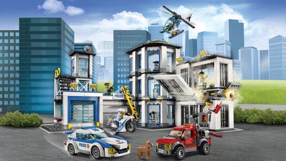 LEGO City Polizei und Feuerwehr