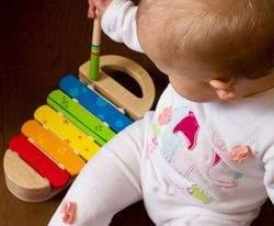 Baby-Erstausstattung Baby-Spielzeug