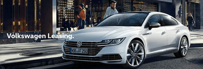 Auto Leasing Gewerbe VW