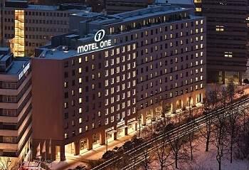Hotels und Unterkuenfte Motel One Berlin