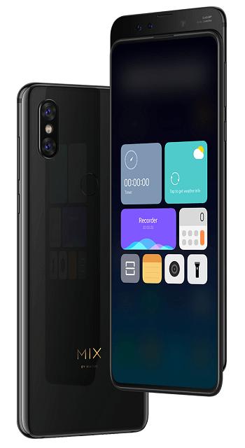 Xiaomi Smarphones Mi Mix 3