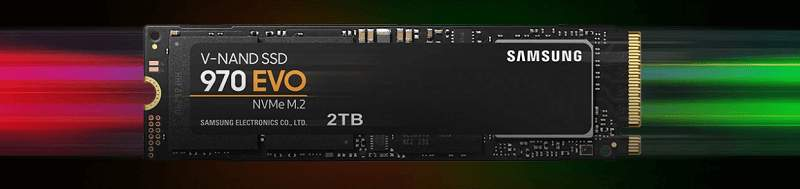 Samsung SSD M.2 970 EVO