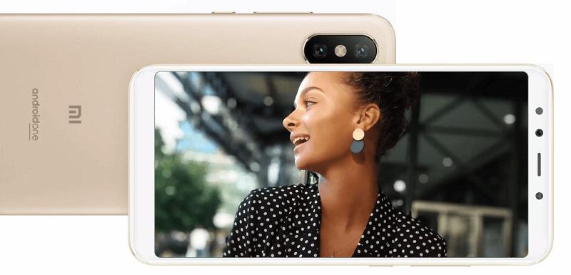 Xiaomi Smartphones Mi A2