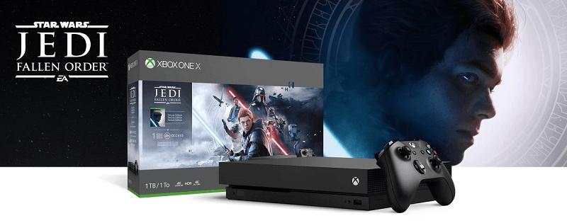 Star Wars Jedi: Fallen Order Xbox One X Bundle