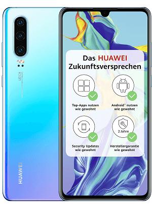 Huawei Smartphones Zukunftsversprechen