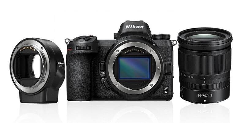 Systemkamera Nikon Z 6