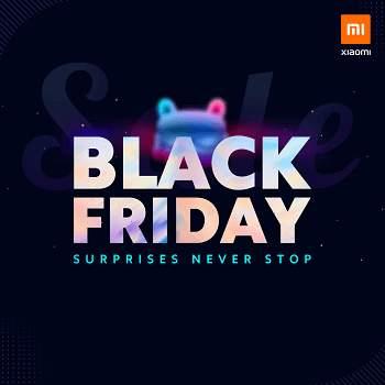 Xiaomi Smartphones Black Friday