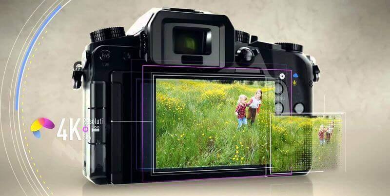 Systemkamera Panasonic LUMIX G DMC-G70