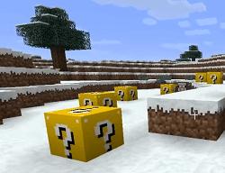 Minecraft Mod Lucky Blocks