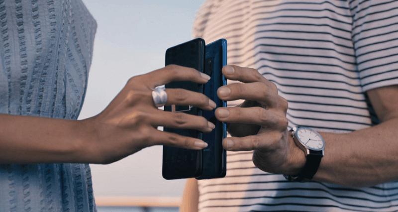 Huawei Mate 20 Pro Wireless Charging
