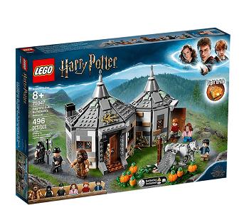 LEGO Harry Potter 75947 Hagrids Huette