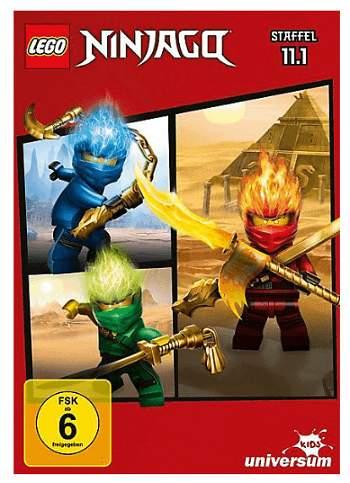 LEGO NINJAGO Staffel 11 DVD