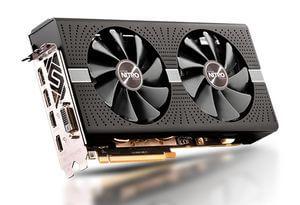 AMD Radeon Sapphire RX 580 Nitro+