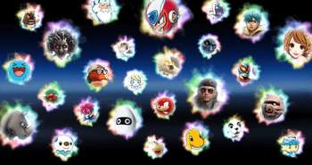 Super Smash Bros Ultimate Geister