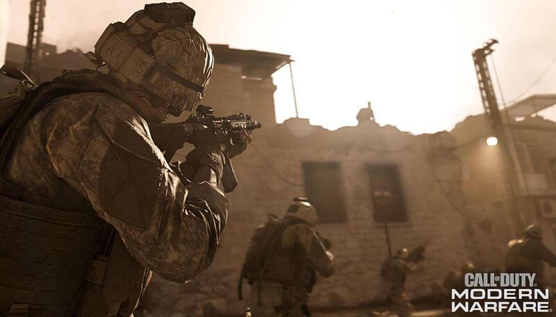 Call of Duty: Modern Warfare Story
