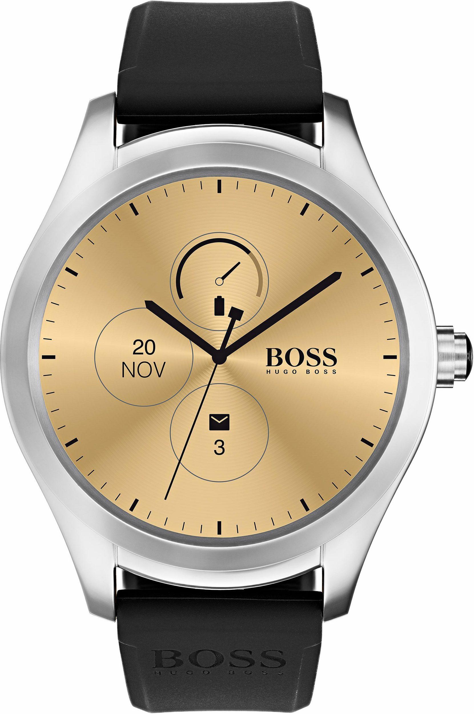 boss unisex smartwatch touch 1513552 mit gutscheincode. Black Bedroom Furniture Sets. Home Design Ideas