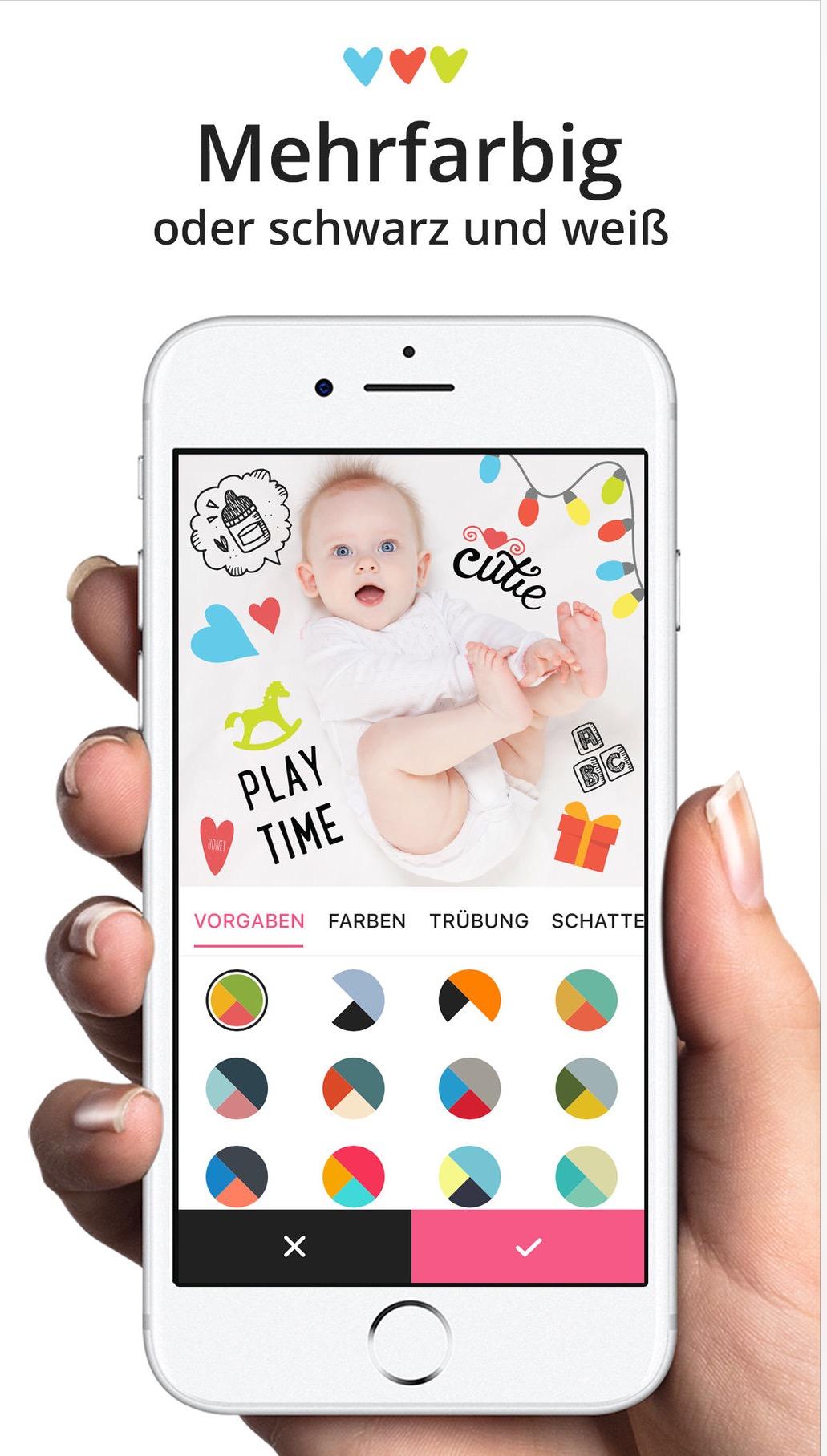 1040303 - [iOS] Lil Pics: Bildbearbeitung GRATIS statt 5,49€